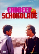 Fresa y chocolate - German Movie Cover (xs thumbnail)