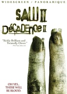 Saw II - Canadian Movie Cover (xs thumbnail)