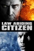 Law Abiding Citizen - DVD cover (xs thumbnail)
