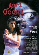 Abre los ojos - Italian Movie Poster (xs thumbnail)