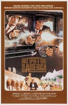Once Upon a Time in America - Movie Poster (xs thumbnail)