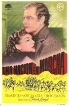 Wells Fargo - Spanish Movie Poster (xs thumbnail)