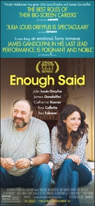 Enough Said - Movie Poster (xs thumbnail)