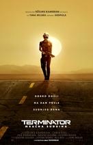 Terminator: Dark Fate - Serbian Movie Poster (xs thumbnail)