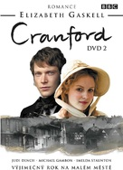 """Cranford"" - Czech DVD cover (xs thumbnail)"