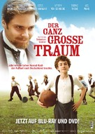 Der ganz große Traum - German Video release poster (xs thumbnail)
