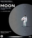 Moon - Dutch Blu-Ray movie cover (xs thumbnail)