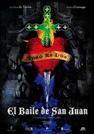 El Baile de San Juan - Spanish Movie Poster (xs thumbnail)