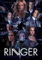 """""""Ringer"""" - Australian Movie Poster (xs thumbnail)"""