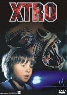 Xtro - Spanish DVD cover (xs thumbnail)