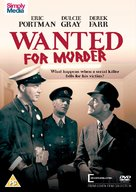 Wanted for Murder - British DVD movie cover (xs thumbnail)