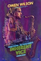 Inherent Vice - Movie Poster (xs thumbnail)