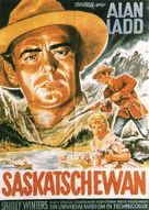 Saskatchewan - German Movie Poster (xs thumbnail)