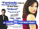 A Walk to Remember - British Movie Poster (xs thumbnail)