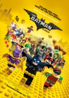 The Lego Batman Movie - Finnish Movie Poster (xs thumbnail)