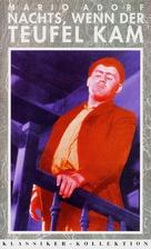 Nachts, wenn der Teufel kam - German VHS movie cover (xs thumbnail)