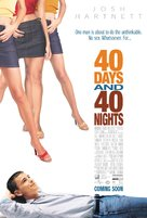 40 Days and 40 Nights - International Movie Poster (xs thumbnail)