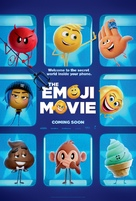 The Emoji Movie - Teaser movie poster (xs thumbnail)