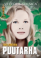 Il Giardino dei Finzi-Contini - Finnish Movie Cover (xs thumbnail)