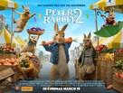 Peter Rabbit 2: The Runaway - Australian Movie Poster (xs thumbnail)