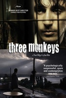 Uc maymun - Movie Cover (xs thumbnail)