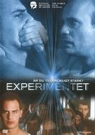 Das Experiment - Swedish DVD movie cover (xs thumbnail)