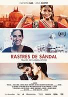 Rastres de sàndal - Spanish Movie Poster (xs thumbnail)
