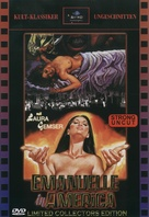 Emanuelle In America - German DVD cover (xs thumbnail)