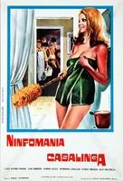 Der neue heiße Sex-Report - Was Männer nicht für möglich halten - Italian Movie Poster (xs thumbnail)