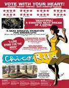 Chico & Rita - For your consideration poster (xs thumbnail)