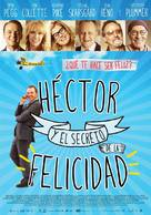 Hector and the Search for Happiness - Spanish Movie Poster (xs thumbnail)