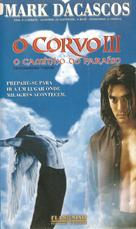 """The Crow: Stairway to Heaven"" - Brazilian VHS cover (xs thumbnail)"