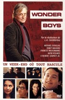 Wonder Boys - French Movie Cover (xs thumbnail)