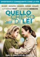 Sage femme - Italian Movie Poster (xs thumbnail)
