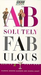 """Absolutely Fabulous"" - British VHS cover (xs thumbnail)"