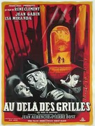 Mura di Malapaga, Le - French Movie Poster (xs thumbnail)