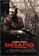 Defiance - Argentinian Movie Poster (xs thumbnail)