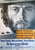 The Hired Hand - Swedish Movie Poster (xs thumbnail)