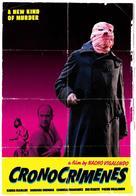 Los cronocrímenes - Spanish Concept poster (xs thumbnail)