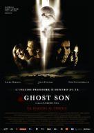 Ghost Son - Italian poster (xs thumbnail)