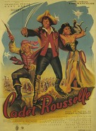 Cadet Rousselle - French Movie Poster (xs thumbnail)