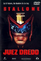 Judge Dredd - Spanish Movie Cover (xs thumbnail)