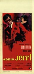 Jeff - Italian Movie Poster (xs thumbnail)
