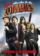 Zombieland - Argentinian Movie Poster (xs thumbnail)