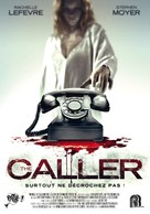 The Caller - French DVD cover (xs thumbnail)