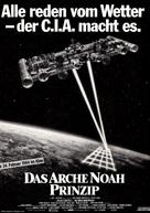 Das Arche Noah Prinzip - German Movie Poster (xs thumbnail)