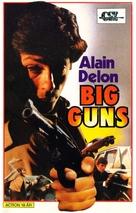Tony Arzenta - Norwegian VHS movie cover (xs thumbnail)