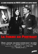 The Woman in the Window - French Re-release movie poster (xs thumbnail)