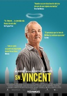 St. Vincent - Mexican Movie Poster (xs thumbnail)