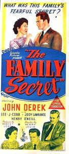 The Family Secret - Australian Movie Poster (xs thumbnail)